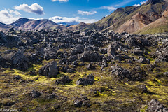 Iceland - Landmannalauger Lava Field, Fjallabak Nature Reserve (IanLyons) Tags: concepts centralhighlandregion europe fjallabaknaturereserve iceland landscape landmannalaugar mountain places photography