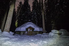 IMG_0036 (Marko Pennanen) Tags: auroraborealis joensuu linnunrata lumi milkyway night nightphotography nightsky northernlights revontuli snow talvi tähdet tähtitaivas vekaruksenulkoilualue vekarus winter