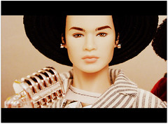 Tate (Deejay Bafaroy) Tags: fashion royalty fr doll puppe homme male tate integrity toys it industry tatetanaka porträt portrait stripes streifen striped gestreift hat hut cinerama