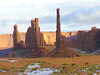 Monument Valley, Navajo Tribal Park #42 (jimsawthat) Tags: erosion geology clouds rural arizona monumentvalleytribalpark navajo