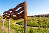 _DSC0862 (durr-architect) Tags: art almere h2o stok untitled agricola heritage marker timeline ven sculpture steel