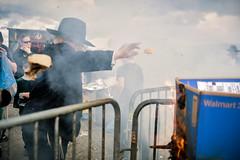 LDS_3285 (Baltimore Jewish Times) Tags: chometz chametz burning passover pesach pimlico baltimore orthodox judaism