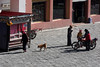 People in the streets of Tagong (sensaos) Tags: asia china tagong travel sensaos tibet 2014 kham region sichuan lhagang