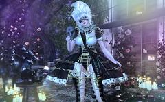 Dancing all night in Lost Hope.. (.❤.ρµmþkïñ.❤.) Tags: jonathan strange mr norrell jonathanstrangemrnorrell losthope secondlife victorian dark gothic fairy elven