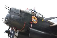 DSC_0828 (Andy961) Tags: chantilly virginia va nationalairandspacemuseum nasm udvarhazycenter museum museums aviation airplanes avro lancaster