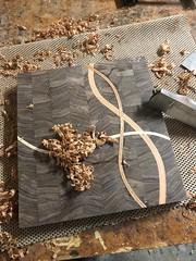 IMG_0230 (Dean Cruse) Tags: cruse woodworking woodworker walnut maple mahogany cuttingboard endgrain cheeseboard lamination