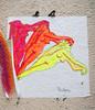 Pasted paper by Poulain [Paris 13e] (biphop) Tags: europe france paris streetart wheatpaste wheatpaper collage pasted paper pasteup poulain