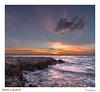 That Cloud (Raul Kraier) Tags: waves foam rocks cloud dusk movement canon 6dii