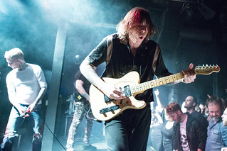 Frank Carter & The Rattlesnakes. Blå. Oslo. 20.03.2018