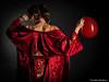 11032018-DSC_0401-3 (Claudine BARDIEUX-SOUCHAUD) Tags: baguetteschinoises ballon costume flash kimonorougeàfleurs modèle nikond3200 studio inspirations asiatiques joëlle p