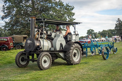 Shrewsbury steam rally 2017 (Ben Matthews1992) Tags: shrewsbury steam rally 2017 august salop shropshire england britain old vintage historic preserved preservation vehicle transport classic foden agritractor tractor sv4468