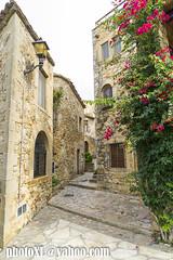 pals (_perSona_) Tags: costa brava catalonia catalunya cataluña girona gerona medieval village pueblo poble pals street carrer calle stone pedra piedra
