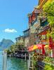 Gandria Lake Lugano 22 May 2010 (12) (BaggieWeave) Tags: switzerland ticino lakelugano gandria