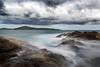 Storm over the Bay (edwinemmerick) Tags: seascape longexposure slowshutter fingalbay nsw australia nature nikon