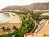 Shangri La Hotel Bay daytime (briangb.me) Tags: uae desert muscat shangrila alhusn oman