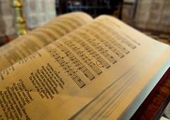 [NT] All Saints Church. Kedleston. March 2018 (Simon W. Photography) Tags: allsaintschurch kedlestonhall nationaltrust book music musical staves kedlestonchurch