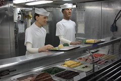 USS Lexington Galley (miosoleegrant2) Tags: cooking kitchen galley usslexington uss lexington aviation aircraftcarrier corpuschrist texas trip travel worldwarii wwii war ww2 ship military us armedforce armed forces defense power