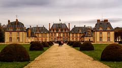 Chateau de Breteuil (Daniel_Hache) Tags: breteuil chateau