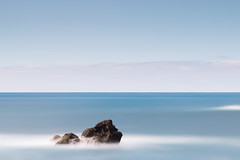 Isotope (Robert_Franz) Tags: tenerife teneriffa sea stones abstract colors longexposure design fineart filter nd nature naturallight sky spain minimalistic water
