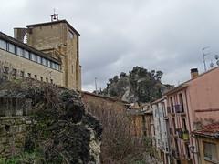 calle de Estella y casas Navarra 05 (Rafael Gomez - http://micamara.es) Tags: calle de estella y casas navarra