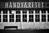 Haandvaerftet (Svendborgphoto) Tags: monochrome bw blackandwhite building architecture old denmark dof decay leica leitz svendborgphoto svendborg detail summicron 50mm sonya7ii sonyalpha