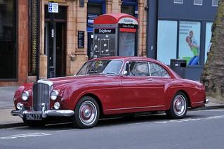 1959 Rolls Royce Bentley S2