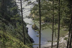 A Quiet Inlet (Mr.LeeCP) Tags: washington pacific ocean