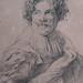 VAN DYCK Antoon - Portrait de Simon de Vos (drawing, dessin, disegno-Louvre RF662) - Detail 3