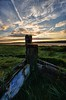 Sailing on the Perilous Sea of Time (nerd.bird) Tags: purton barges gloucestershire river severn wood sky sunset grass decay abandoned weathered