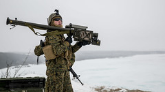 180314-M-HR246-0056 (Alaskan Command Public Affairs) Tags: arcticedge18 alaska usarak marines jber northernlights auroraborealis motivate marinecorprs training coldweather 2dlaad 2dmaw 2ndmarineairwing fortgreely unitedstates us