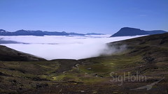 Austurland (Sig Holm) Tags: fog þoka austurland oddsskarð hólmatindur 2017 júlí iceland ísland islande sigholm ισλανδία austfjarðaþokan austfjarðarþoka east