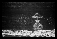 FILM - Everything is connected (fishyfish_arcade) Tags: analogphotography bw blackwhite blackandwhite filmphotography filmisnotdead istillshootfilm ilfordhp5plus monochrome nikkor2880f3556afd nikonf70 analogcamera film mono graffiti streetart