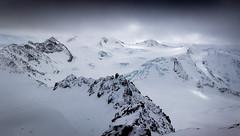 Wintergarten (Beppe Rijs) Tags: austria österreich alps alpen berg mountain snow schnee eis ice glacier gletscher ski dusk twilight blue frost winter pitztal
