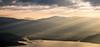 Rays (JoshyWindsor) Tags: view landscape nature corfu viewpoint albania mountpantokratoras canonef24105mmf4l canoneos5dmarkiii agnitravel scenic lightbeams outdoors greece travel mountpantokrator lookout sunrise