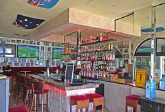 bar (Leifskandsen) Tags: bar drink gran canary bottles desk cosy indoors camera living leifskandsen skandsenimages skandsen summer travel