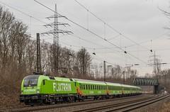 24_2018_03_23_Gelsenkirchen_Almastrasse_ES_64_U2_-_005_6182_505_DISPO_mit_FLIXTRAIN_FLX20050_Köln (ruhrpott.sprinter) Tags: ruhrpott sprinter deutschland germany allmangne nrw ruhrgebiet gelsenkirchen lokomotive locomotives eisenbahn railroad rail zug train reisezug passenger güter cargo freight fret almastrasse abrn db mrcedispolokdispo dispo rbh flixtrain siemens 0275 1232 232 6182 182 6189 es64u2 es 64 u2 kraussmaffei krauss maffei outdoor logo natur