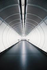 Futuristic (desomnis) Tags: architecture modernarchitecture moderneswien modernvienna ricohgr ricohgrdigital urban vienna wien subway subwaystation ubahn