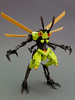 Plague Locust Iota (Djokson) Tags: insect bug locust grasshopper robot mech cyborg monster green gold black wings warrior djokson lego moc model toy bionicle