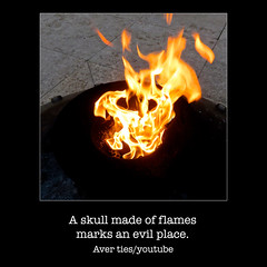 fire-skull (AverTiesPhotos) Tags: averties art famous unusual funnyfaces photoart streetphotography artphoto photographer artist artists fineart exotic sensual portrait faces bestoftheday photooftheday colorful picoftheday protest parkland motivation inspiration pretty climatechange mothernature walk light new green red street water nature city beach white flower people imperfection garden