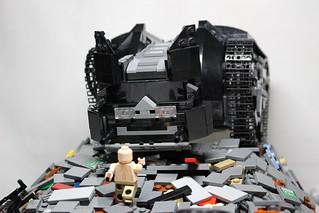 Batman: The Dark Knight Returns Batmobile