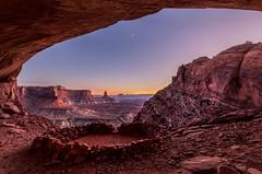 False Kiva (lavignassey) Tags: usa utah moab islandinthesky canyonlands cave