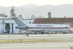 Kalitta Charters II Boeing 727-2M7F; N726CK@ONT;29.01.2018 (Aero Icarus) Tags: california plane avion aircraft flugzeug ontariointernationalairport ont
