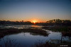 Sunrise Over the Marsh at Circle B Bar Reserve (alan jackman) Tags: jackmanjackman jazz bird birding nikon d7000 wetlands alanjackman tamron 150600mm circlebbarreserve circlebbar lakeland florida telephoto flight bike velo bicycle folding silhuette sunrise
