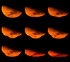 Moonset (Juan-Carlos Munoz-Mateos) Tags: moon moonset astronomy astrophotography atacama paranal observatory atmosphere refraction