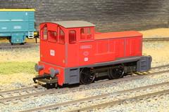 Bagnall Shunter (S.G.J) Tags: metaley carrcrofts armley leeds armleymoor model railway train layout shunter shunting bachmann hornby hornbyrailroad bagnallshunter bagnall loco locomotive dieselshunter