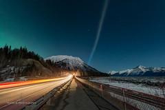 Chasing STEVE (Traylor Photography) Tags: alaska noctography sewardhighway birdcreek northernlight auroraborealis steve anchorage unitedstates us