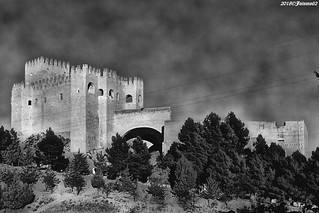 Castillo de Velez - Blanco