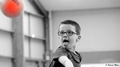 Portrait (patrick_milan) Tags: handball portrait kid boy garçon