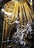 L'estasi di Santa Teresa d'Avila - Gian Lorenzo Bernini (photograph61) Tags: estasi santateresadavila scultura bernini chiesa