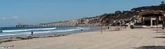 Elle Browning Scripps Memorial Pier, La Jolla (zeesstof) Tags: zeesstof california sandiego vacationdestination vacation photographyassignment lajolla beach seafront scrippsbeach